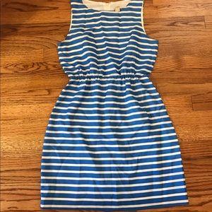 J.Crew Striped Dress - Size 4